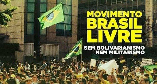 Rubens Nunes, advogado e coordenador nacional do MBL, vai a Brasília hoje para cuidar pessoalmente do caso