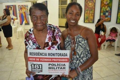 Maria do Amparo e Maria da Paixão são tia e sobrinha. Inseparáveis e moradoras da mesma região, a famosa Baixada da Matriz, na região central de Montes Claros, habitualmente dividem alegrias e preocupações.