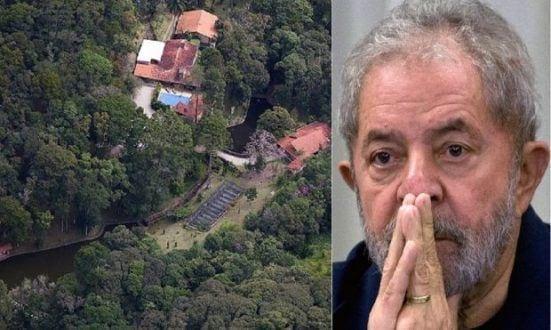 Lava Jato - Sítio de Atibaia será 1ª acusação a Lula na Lava Jato
