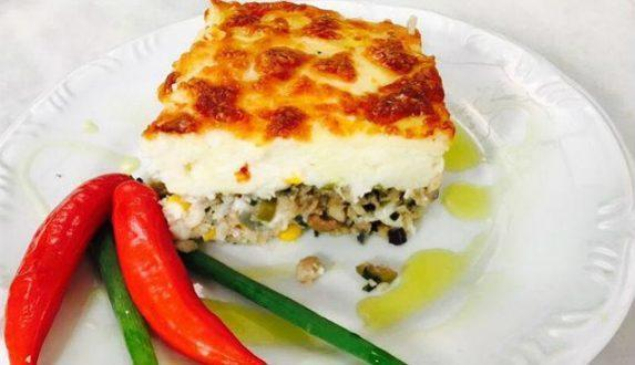 Gastronomia - Receita de Torta de peixe no refratário