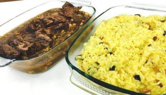Gastronomia - Receita de Fraldinha de forno