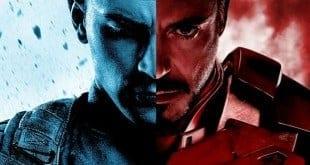 Cinema - Capitão América: Guerra Civil (2016)