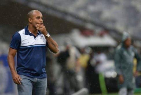 Deivid não é mais técnico do Cruzeiro