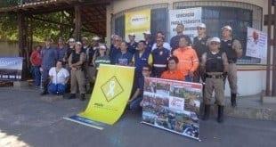 Montes Claros – Bombeiros participam do mês de Prevenção à Acidentes de Trânsito