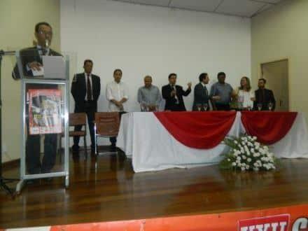 Eleições 2016 - XXII Congresso de Vereadores capacita candidatos para as eleições 2016