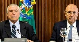 Governo Temer projeta rombo de até R$ 150 bilhões nas contas de 2016
