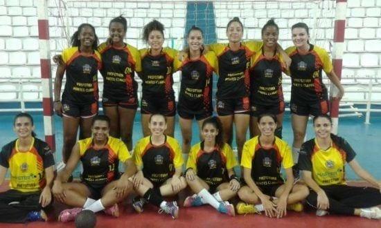 Montes Claros Handebol vence na terceira rodada da Copa do Brasil 2016