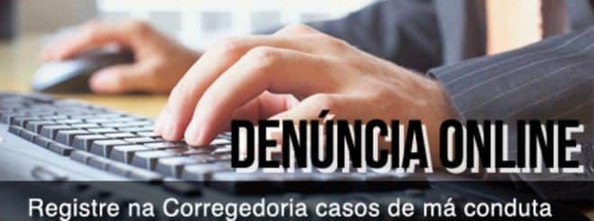 Denunciantes deverão comunicar, exclusivamente, eventuais irregularidades cometidas por servidores estaduais lotados na SEF