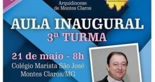 Montes Claros - Escola Arquidiocesana de Fé e Política