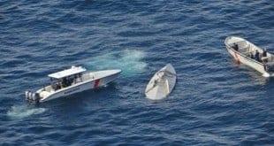 Uma tonelada de cocaína encontrada em mini-submarino na Colômbia