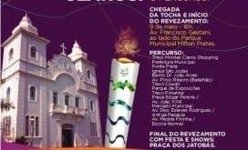 Rio 2016 - Revezamento da Tocha Olímpica em Montes Claros: evento será uma grande festa