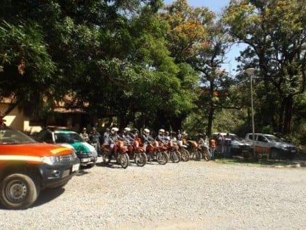 Montes Claros - Bombeiros lançam patrulhas contra incêndios florestais