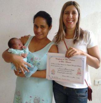 Norte de Minas - Campanha incentiva amamentação e doação de leite materno - Foto: Eson Lages