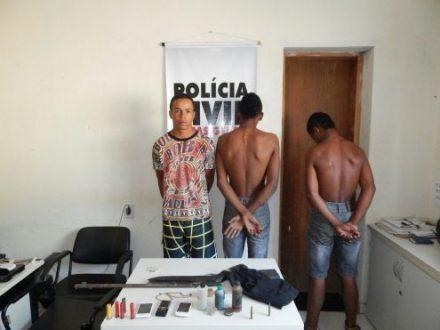 Norte de Minas - Polícia Civil desarticula quadrilha em Jaíba