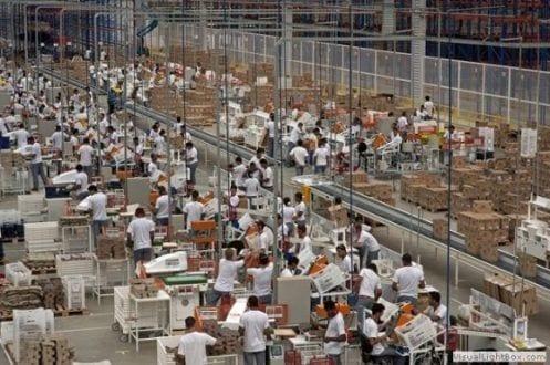 Norte de Minas - O Norte de Minas é a única região mineira com crescimento industrial