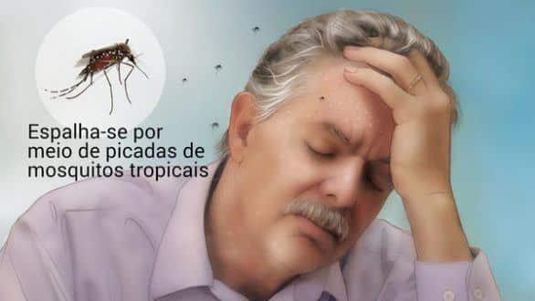 MG - Em uma semana Minas registra 22 mil novos casos e sete mortes por dengue