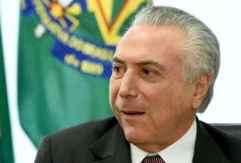 As irregularidades de Temer são as mesmas que motivam o atual pedido de impeachment da presidente afastada Dilma