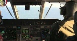 Europa - Avião da EgyptAir registrou fumaça a bordo antes de cair