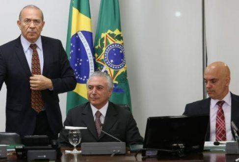 Após estrupo coletivo - Temer anuncia criação de 'delegacia da mulher' na Polícia Federal