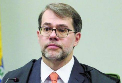 Investigado não está impedido de assumir ministério, diz ministro Dias Toffoli