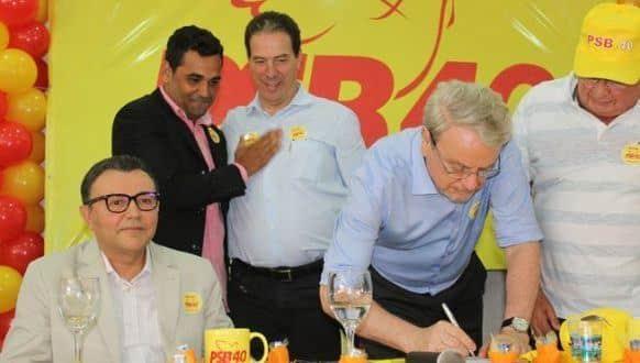 Montes Claros - Comissão do Partido Socialista Brasileiro (PSB) analisa caso Ruy Muniz Foto: Arquivo