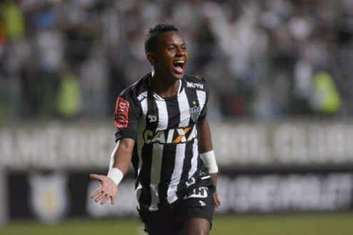 Brasileirão 2016 - Santos perde para reservas do Atlético Mineiro em Belo Horizonte