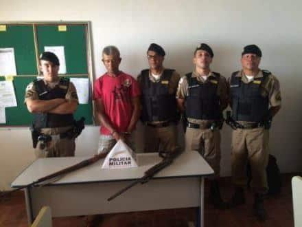 Norte de Minas - Homen acusado de assassinar mulher e filha na Bahia é recapturado em Juvenília