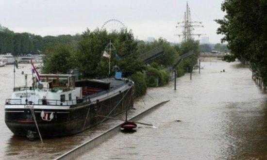 Inundações deixam 9 mortos na Alemanha; França ameaçada por novos temporais
