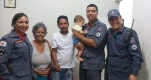 3º Sgt Igor Barbosa, Sd Simone e Sd Renato