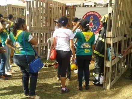 Montes Claros – Bombeiros participam de comemoração ao dia mundial do Meio Ambiente