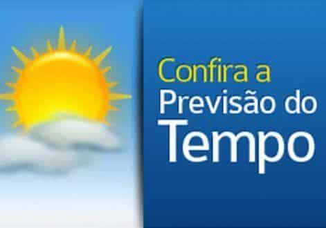 MG - Previsão do tempo para Minas Gerais, nesta segunda-feira, 13 de junho