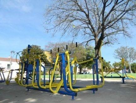 Montes Claros - A cidade ganha mais cinco academias ao ar livre