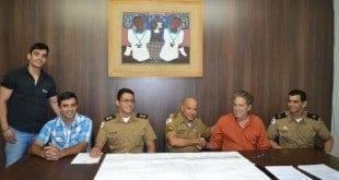 Montes Claros - Prefeitura de Montes Claros regulamenta criação de residencial para policiais militares