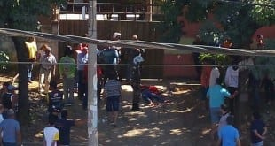 Montes Claros - Assaltante morre após trocar tiros com a PM no bairro Major Prates