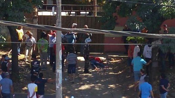 Montes Claros - Assaltante morre após enfrentar a PMs com arma de brinquedo no bairro Major Prates
