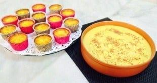 Gastronomia - Faça uma deliciosa canjica prática com bolinhos de fubá e goiabada