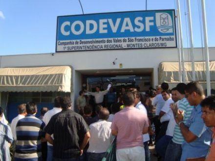 Trabalhadores da Codevasf paralisam os serviços em vários estados nesta terça-feira (21)