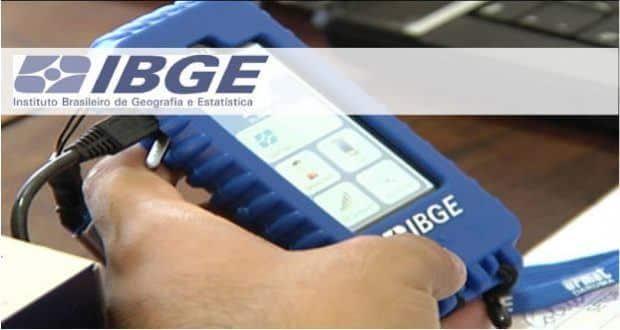 Edital para o cargo de agente do IBGE oferece 7.500 vagas