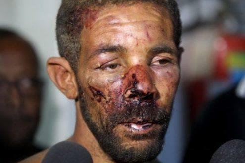 O estuprador e homicida confesso, Jairo Lopes, de 42 anos