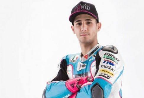 O piloto espanhol Luis Salom, de 24 anos