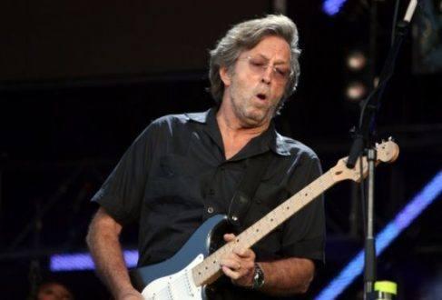 Eric Clapton afirma que sofre de doença incurável