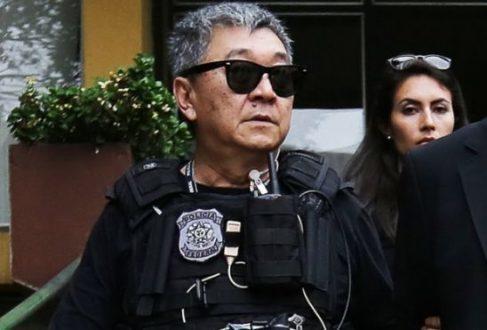 'Japonês da Federal' é transferido para Polícia Civil