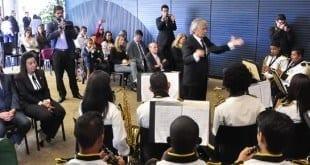 Cultura NM - Banda Sinfônica de Pirapora é homenageada na Câmara Federal
