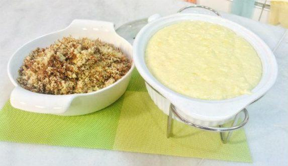 Aprenda a fazer paçoca de carne de sol com pirão de queijo