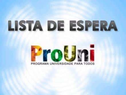 Estudantes já podem aderir à lista de espera do ProUni