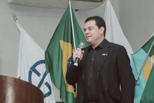 Antônio Augusto Pereira Moura - professor e coordenador do curso de arquitetura e urbanismo das Faculdades Santo Agostinho