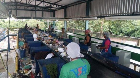 MG - Estado de Minas Gerais promove a inclusão socioprodutiva de catadores de materiais recicláveis