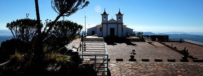 Santuário de Nossa Senhora da Piedade, em Minas Gerais, será parte integrante do circuito de turismo religioso entre Minas Gerais e Portugal