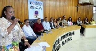 Montes Claros - Audiência Pública debate a violência contra a mulher em Montes Claros