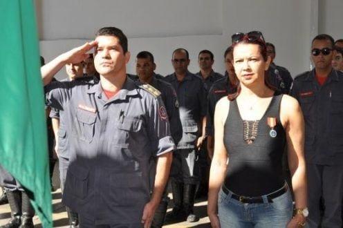 Montes Claros – 7º Batalhão de Bombeiros Militar presta homenagem à militares aposentados